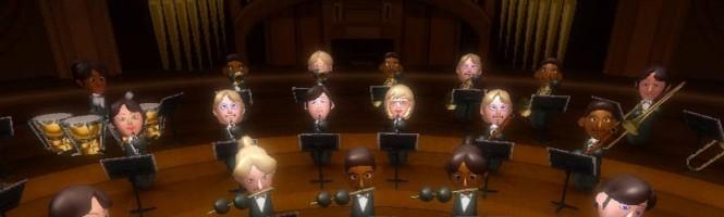 Wii Music sort le grand jeu