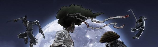 Nouvelles images pour Afro Samurai