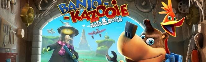 Banjo-Kazooie et les écrans cathodiques …