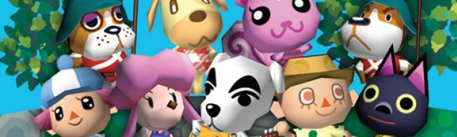 [Test] Animal Crossing : Let's go to the City