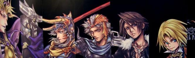 Dissia Final Fantasy Pack Collector Billout Calendrier !