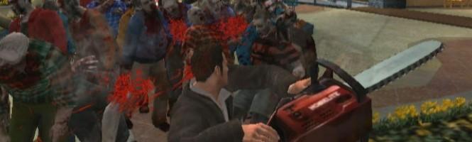 Dead Rising Wii, que c'est moche