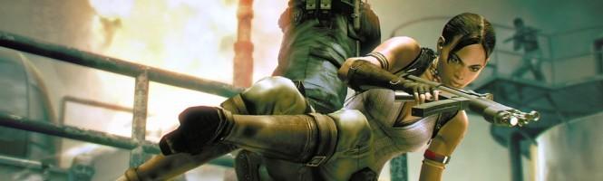Demo Resident Evil 5 sur PS3... ben ouais finalement !