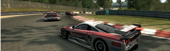 Des images de RACE Pro