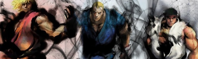 Hands on Street Fighter IV