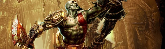 God of War III montre le bout de son nez