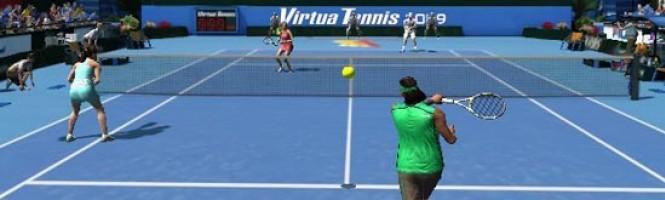 Virtua Tennis sur Wii, une réalité