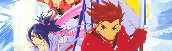 [Galerie] Tales of Symphonia : Dawn of the New World annoncé en Europe