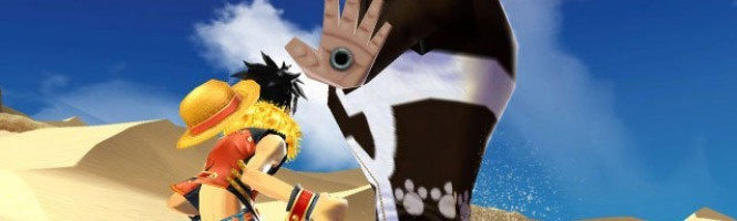 One Piece sur Wii bientôt en Europe