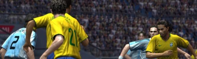 PES 09 sur Wii en images