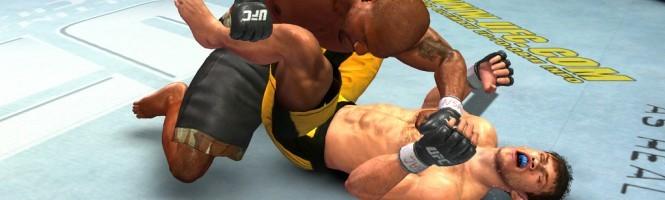 UFC Undisputed techniques