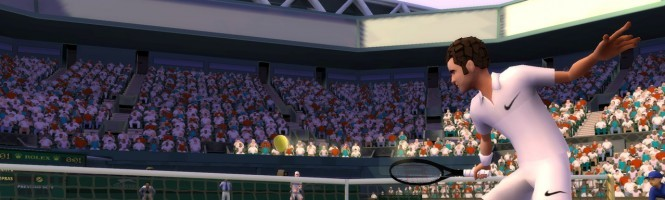Grand Chelem Tennis en images