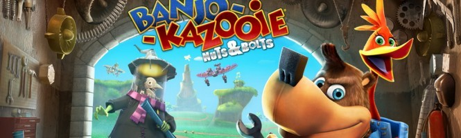 [Test] Banjo-Kazooie : Nuts & Bolts