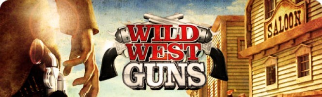 [Test] Wild West Guns