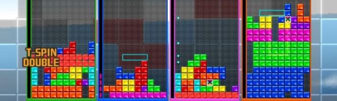 [Test] Tetris Party