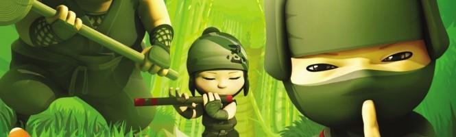 Mini Ninjas à l'approche