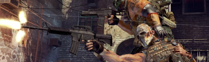 [Gamescom 2009] B.A. d'Army of Two, 40th day