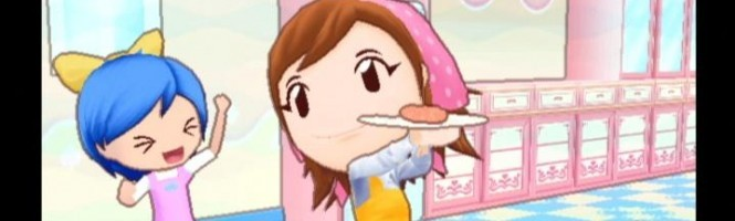 Cooking Mama 3 annoncé, t'as vu ?