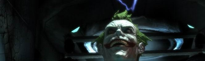 [Test] Batman : Arkham Asylum