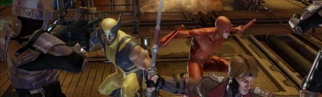 Aperçu de Marvel Ultime Alliance 2