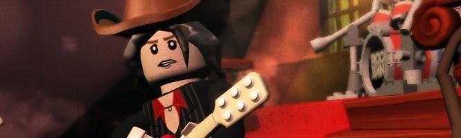 [Galerie] Iggy Pop au casting de LEGO Rock Band