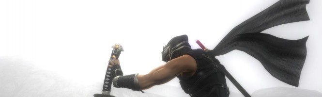 Ninja Gaiden Sigma 2 touchable
