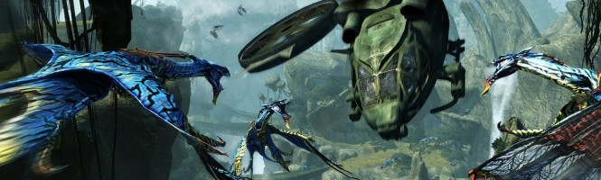 [TGS 09] Vidéo de James Cameron's Avatar : The Game