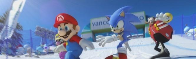 Mario & Sonic : boire et déboire