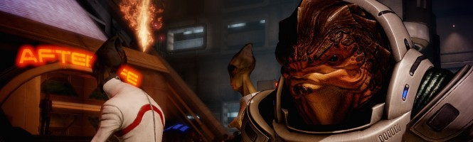 Lancement de Mass Effect 2
