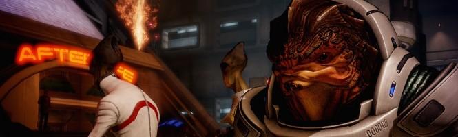 Lancement de Mass Effect 2