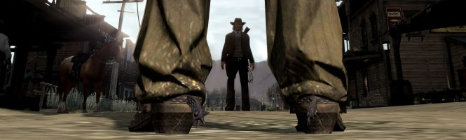 Hands on Red Dead Redemption
