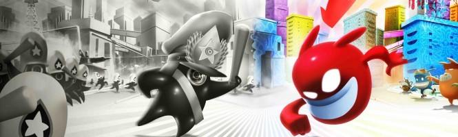 de Blob revient sur Wii