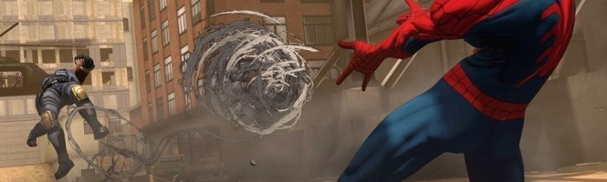 Spider-Man dans la 4e dimension