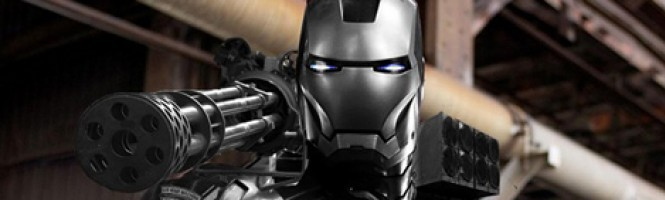 Loading Iron Man 2, please wait...