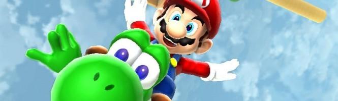 Super Mario Galaxy 2 fait sa pub !