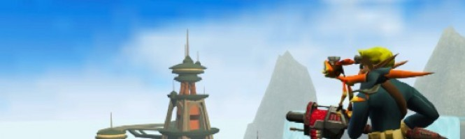 [Test] Jak and Daxter : The Lost Frontier