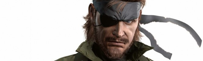 [Test] Metal Gear Solid : Peace Walker
