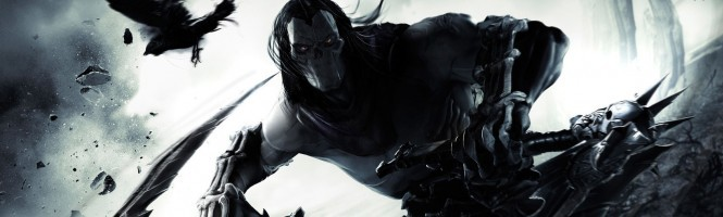 THQ confirme Darksiders 2 !