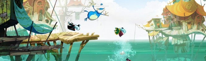 Des nouvelles de Rayman Origins
