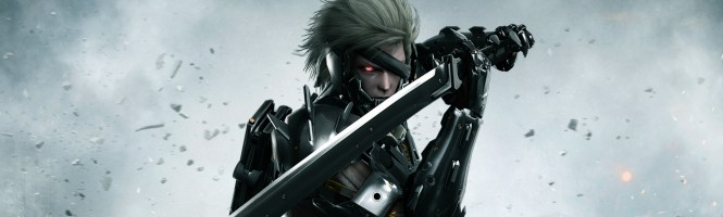 Rising reste un Metal Gear