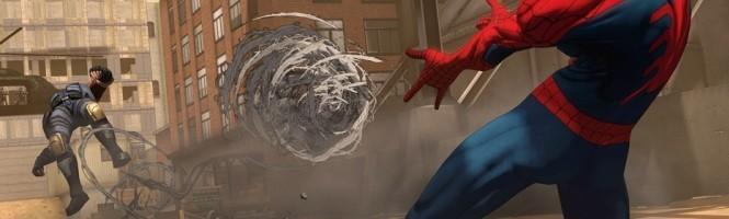 Zoom sur Spider-Man Dimensions