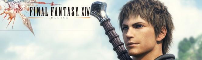 Une cinématique pour Final Fantasy XIV online