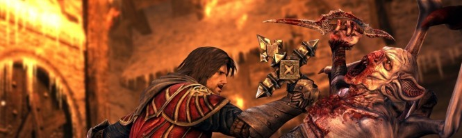 [TGS 2010] Castlevania Lords of Shadow, impressions
