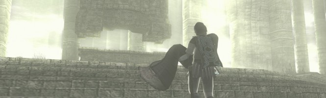 Ico et Shadow of the Colossus jouable au Move
