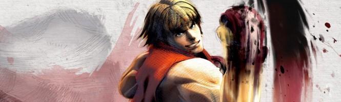 Super Street Fighter IV dans le cul des PC