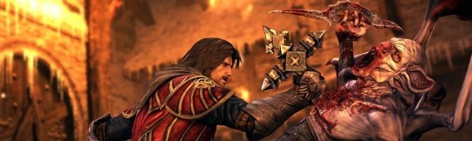 La démo jouable de Castlevania : Lords of Shadow sur le LIVE