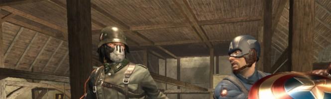 SEGA annonce Captain America : Super Soldier en images