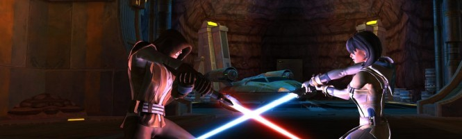Star Wars : The Old Republic sur la planète Ilum