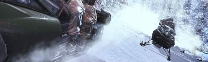 Call of Duty : Modern Warfare 2 - 5 Kills with a knife