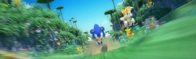 Le design de Sonic revisité... pour plaire aux fans de Mario !